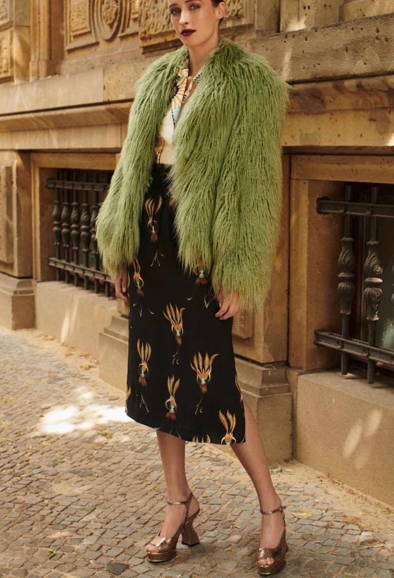In Pictures: Dries Van Noten launches exclusive collection at Mytheresa.com