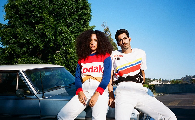 Forever 21 and Kodak launch collaborative capsule collection