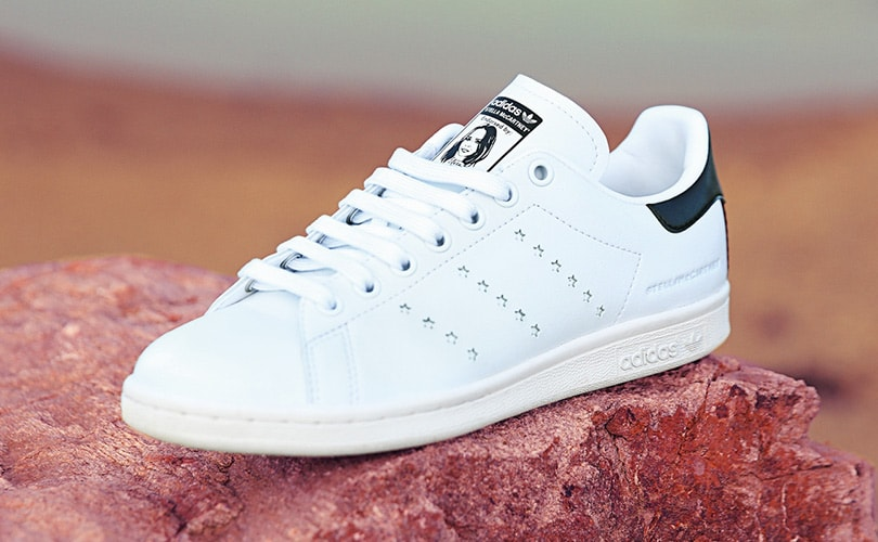 Stan Smith goes vegetarian with Stella McCartney