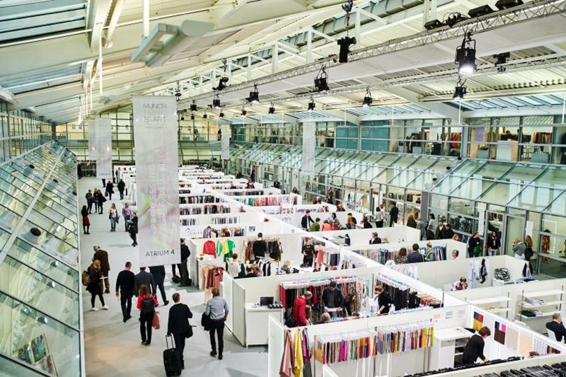 Munich Fabric Start: new classics, sustainability and digitisation