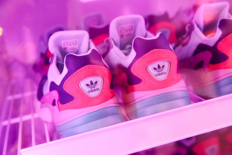 In Pictures: Inside Adidas Originals and Kylie Jenner Falcon launch