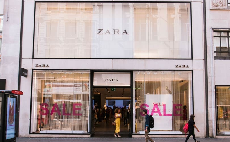 Inditex reports strong growth in H1