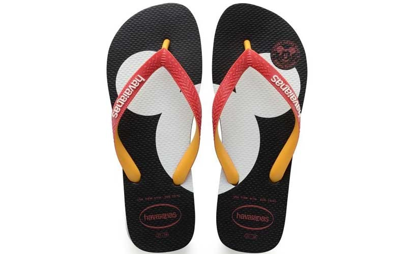 Havaianas to launch Mickey Mouse collection
