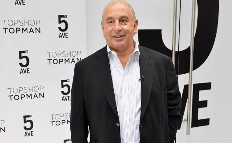 Sir Philip Green drops legal battle against the Telegraph