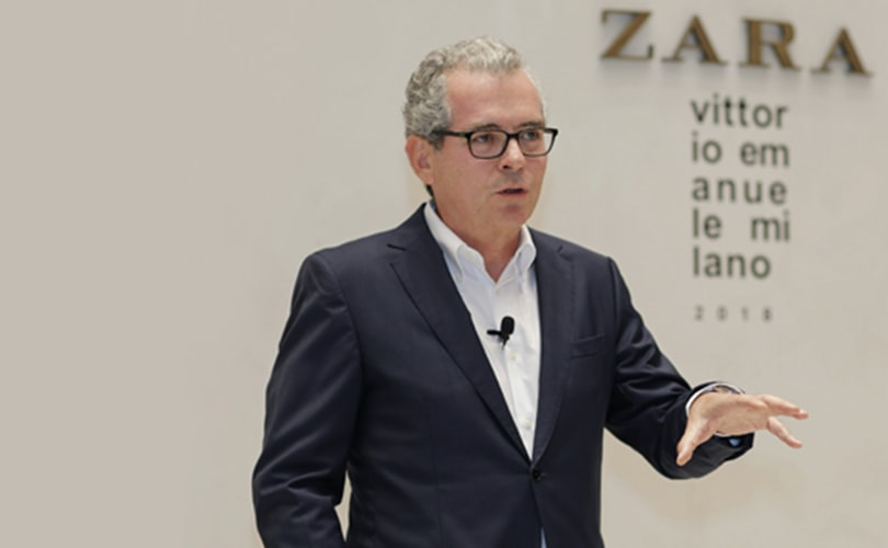 Pablo Isla (Inditex) best performing CEO in the word -- Harvard Business Review