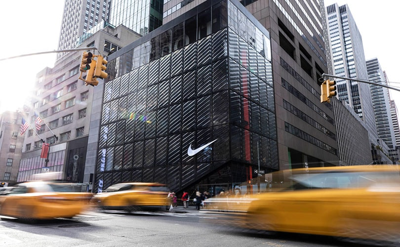 Nike scoops Retailer of the Year Award at World Retail Congress