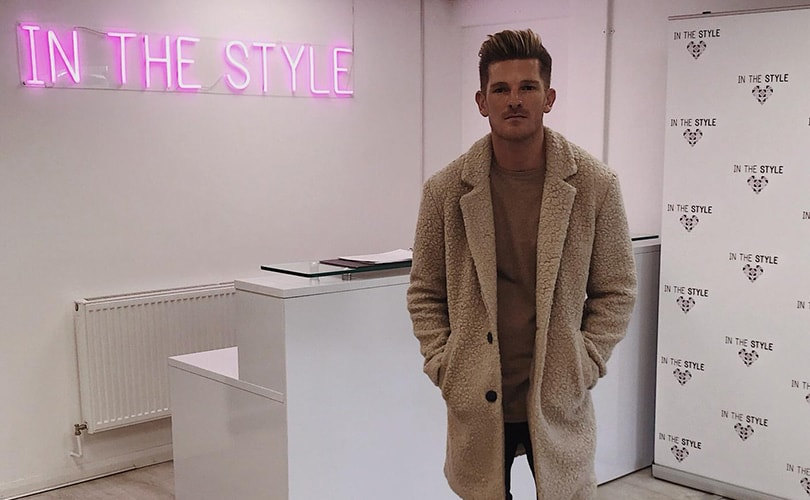 From bedroom to boardroom: How Adam Frisby grew In The Style into a fast fashion powerhouse