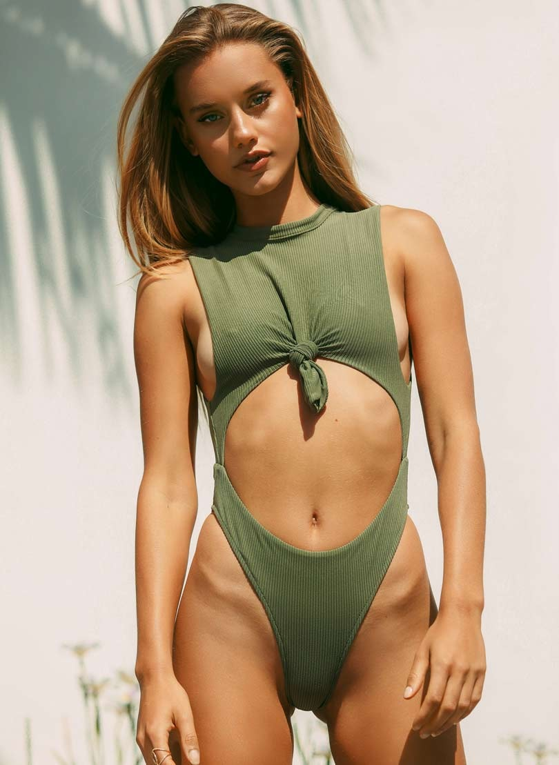 Francesca Aiello of Frankies Bikinis on disrupting the swimwear norms