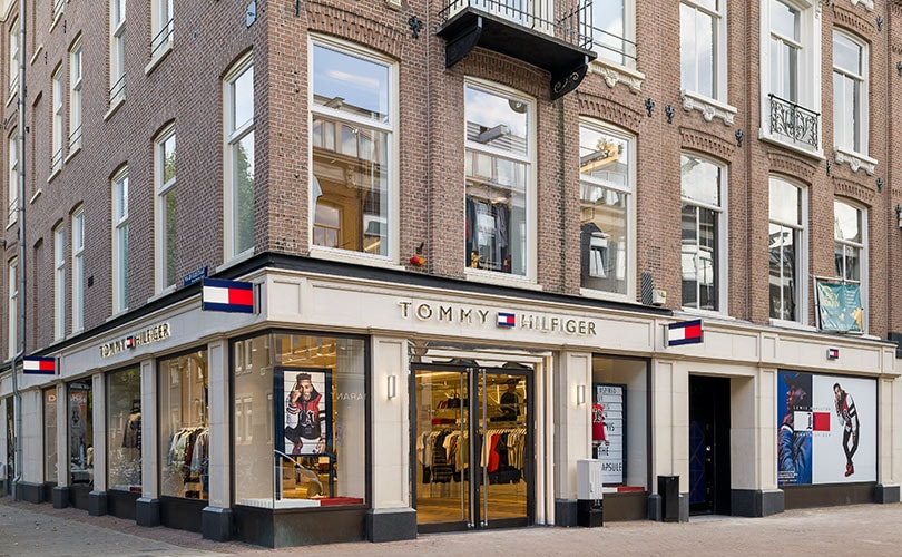6ab2a88fd 'The store of the future': Inside Tommy Hilfiger's Amsterdam store. '