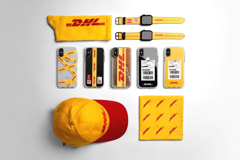 online store 219ce 8b3ef In Pictures: DHL x Casetify