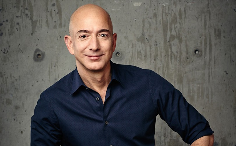 Jeff Bezos validates 'richest person of the world'