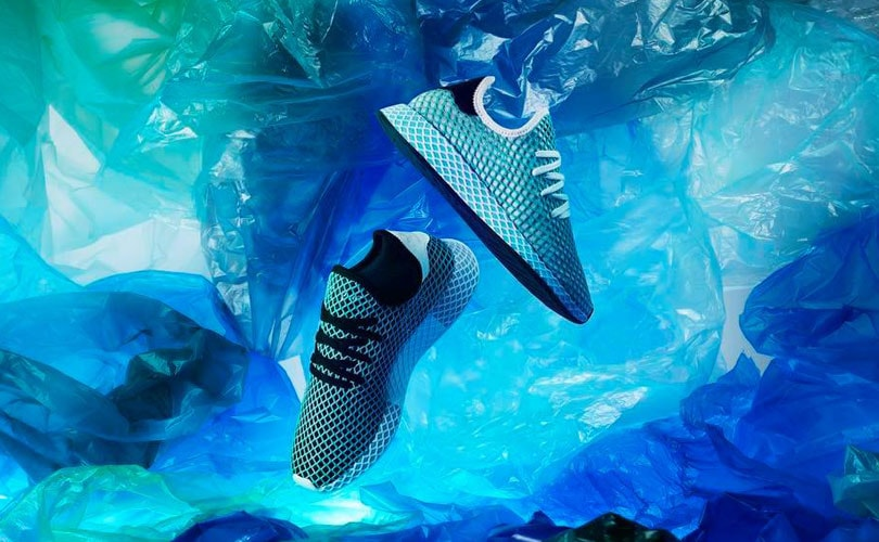 Adidas Is Making 11 Million Shoes Made From Recycled Ocean