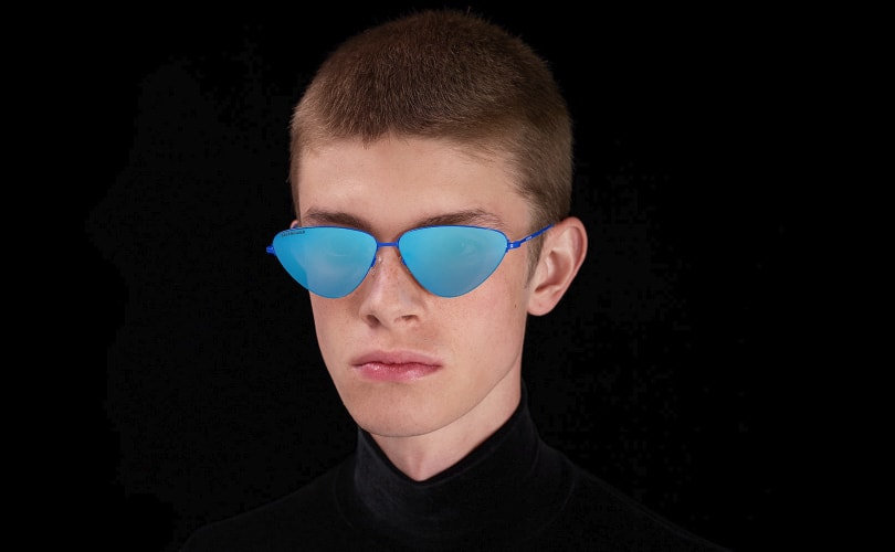 Balenciaga launches first in-house eyewear line with Dover Street Market