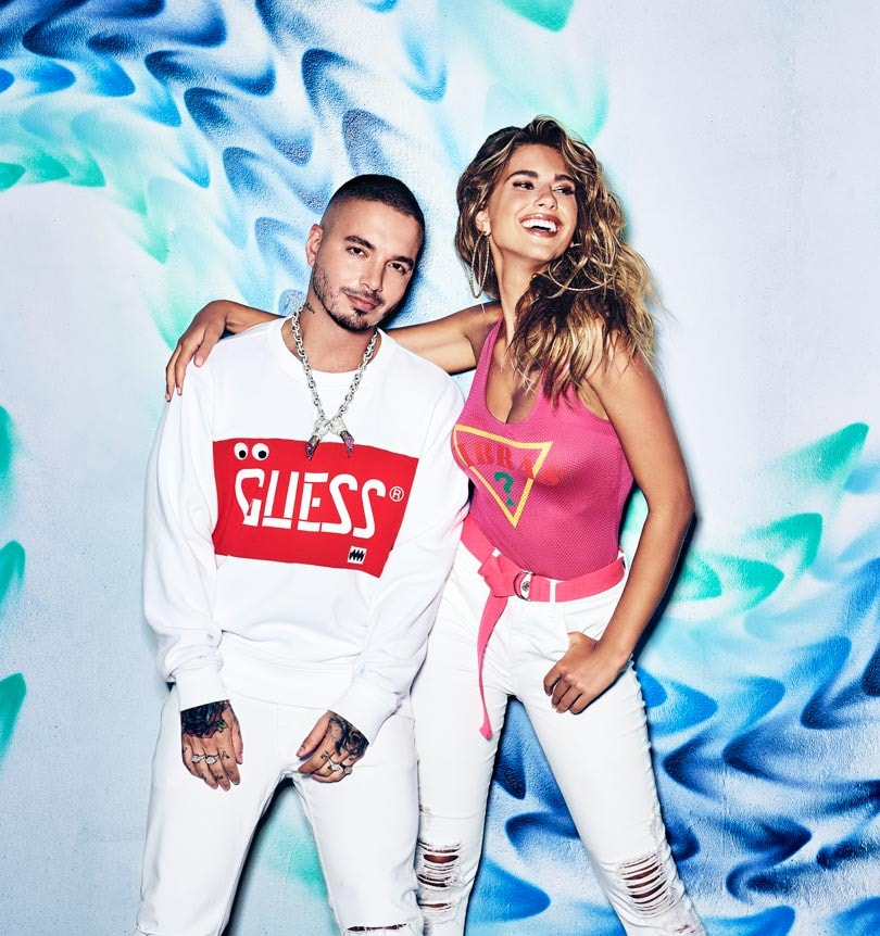 Guess to launch capsule collection with J Balvin