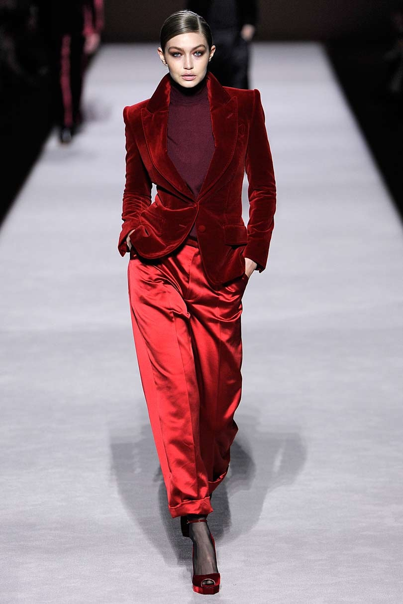 Tom Ford opens New York Fashion Week, where stars are scarce