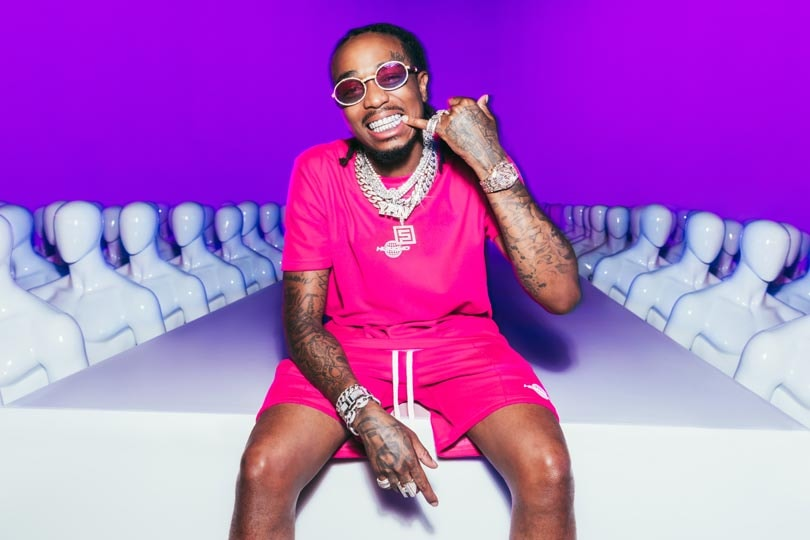 BoohooMan to collaborate with US rapper Quavo