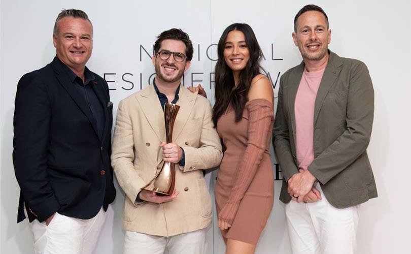 Christian Kimber wins Australia's National Designer Award
