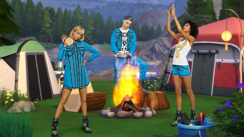 In pictures: Moschino announces capsule collection inspired by The Sims