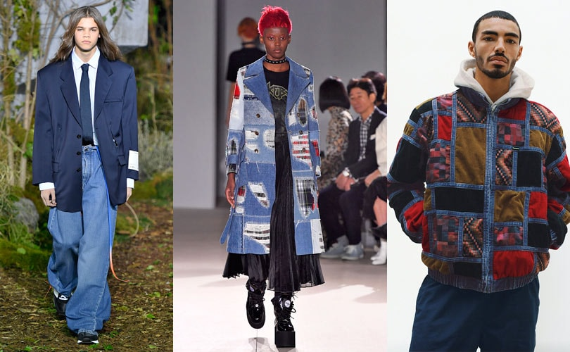 2020 Fall Trends.Noughties Utility And Americana To Inspire Denim Trends For