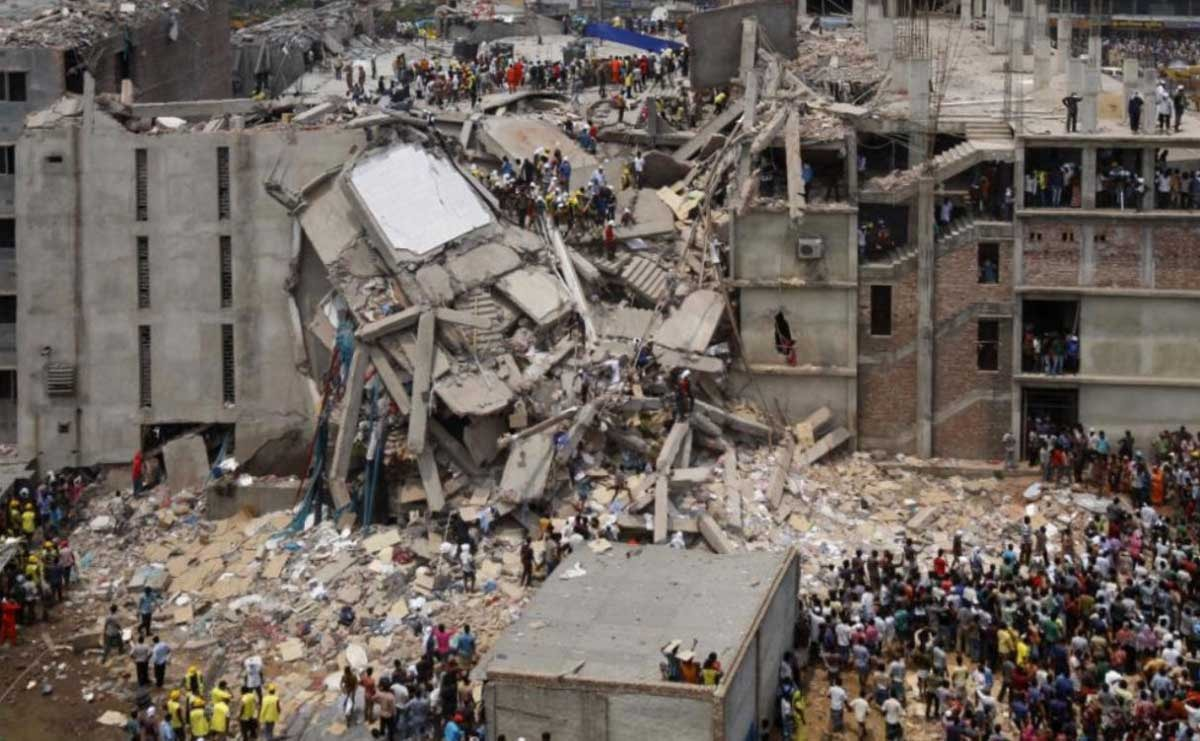 Rana Plaza: a tragedy remembered