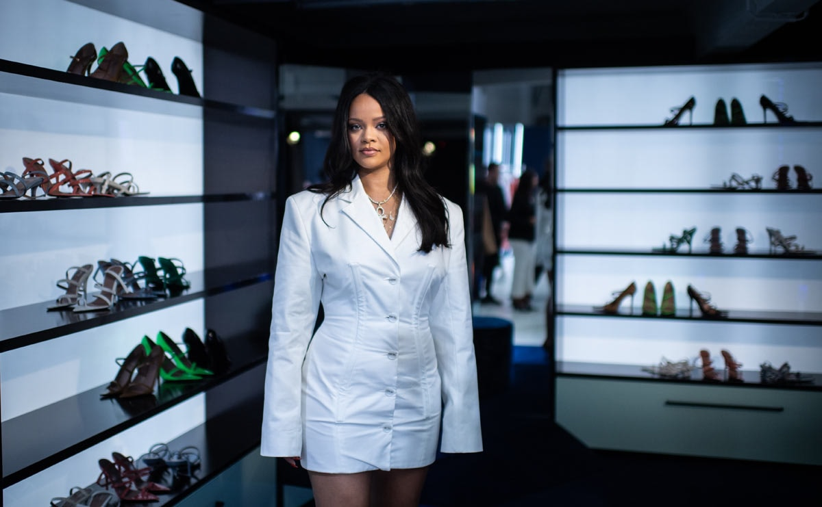 Fenty to open first UK pop-up at Selfridges