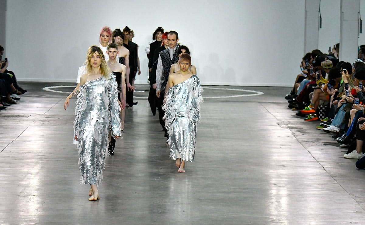 Zombies and women: London Men's Fashion Week wraps up