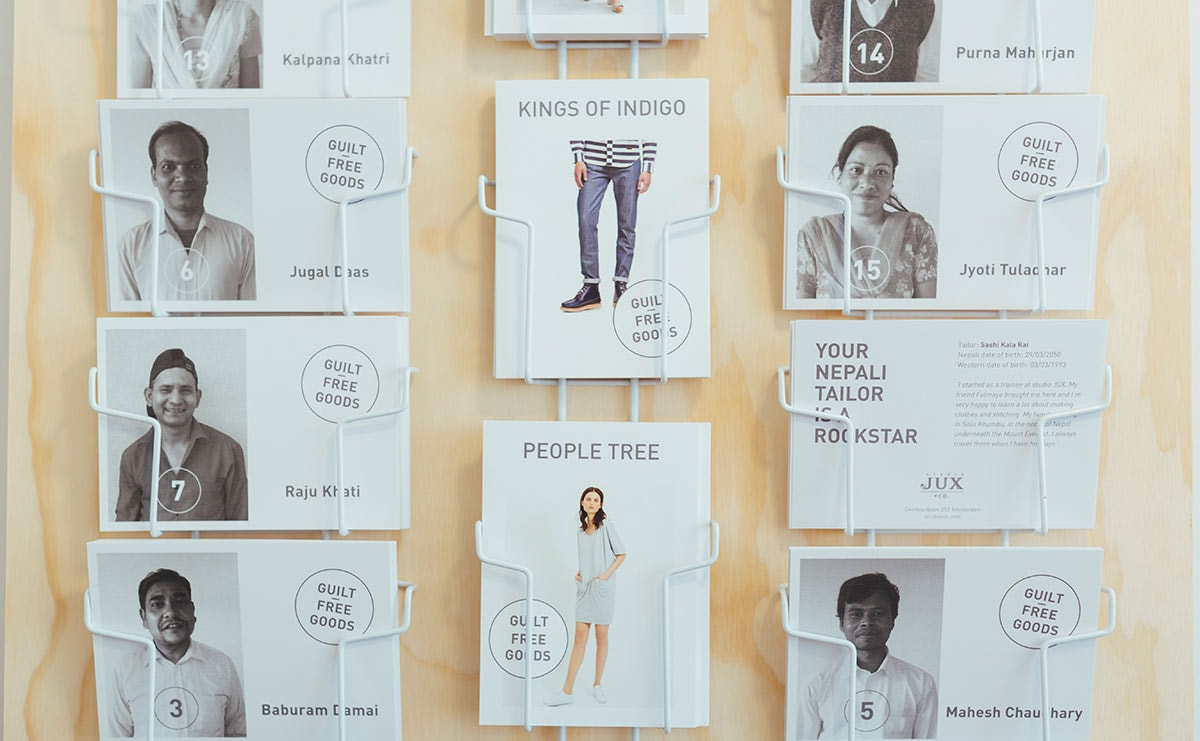 Professions in fashion created by social issues and the circular economy
