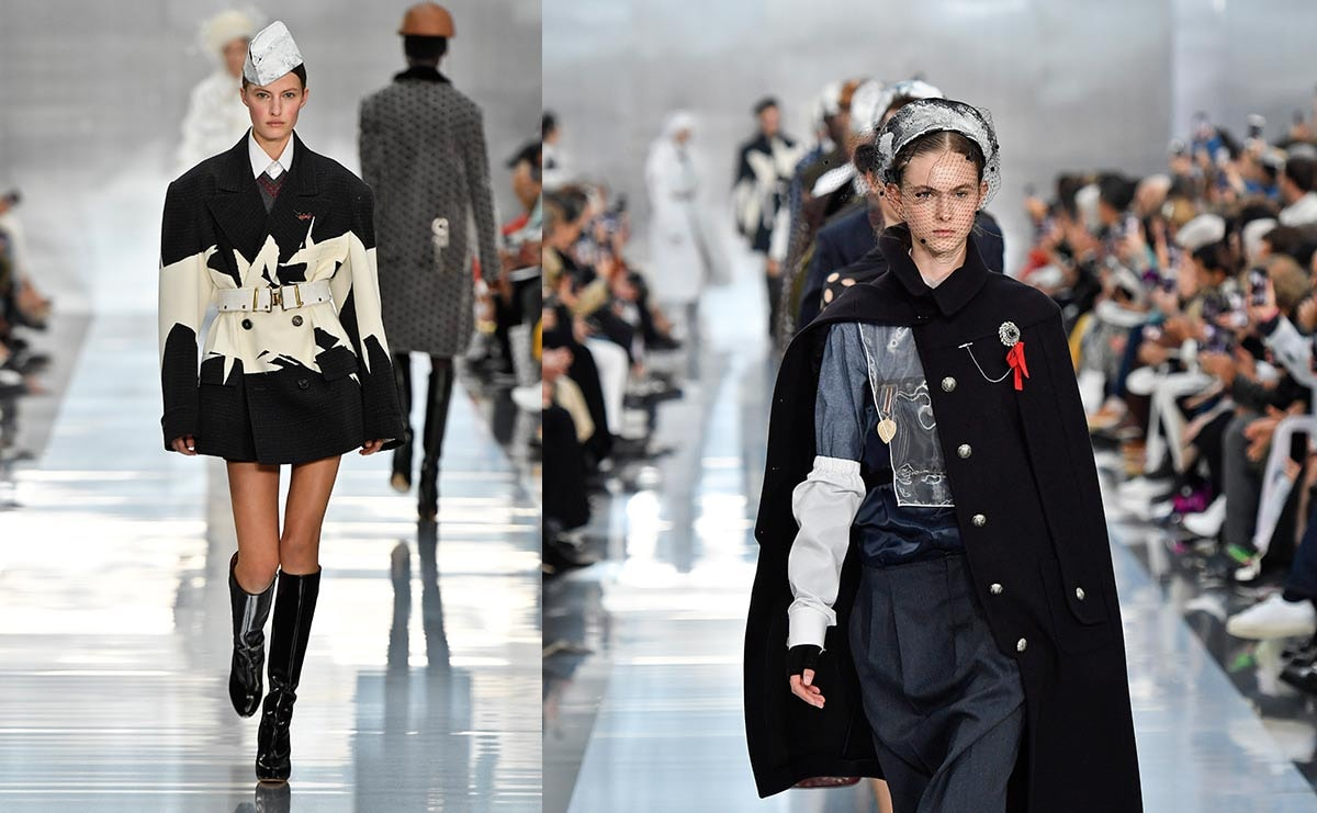 Fashion week gets political: Galliano takes a stand against fascism