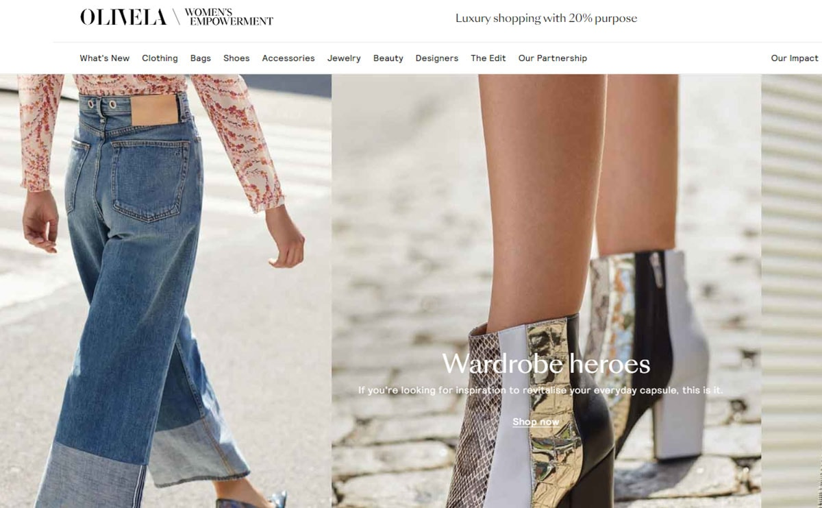 US-based luxury fashion e-commerce platform Olivela raises 35 million in Series A funding