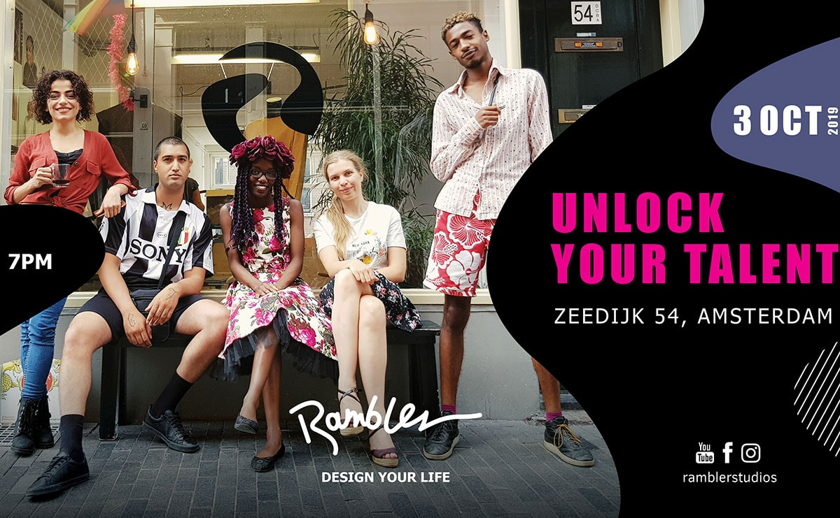 Rambler Studios launches the Design Your Life Talent Awards
