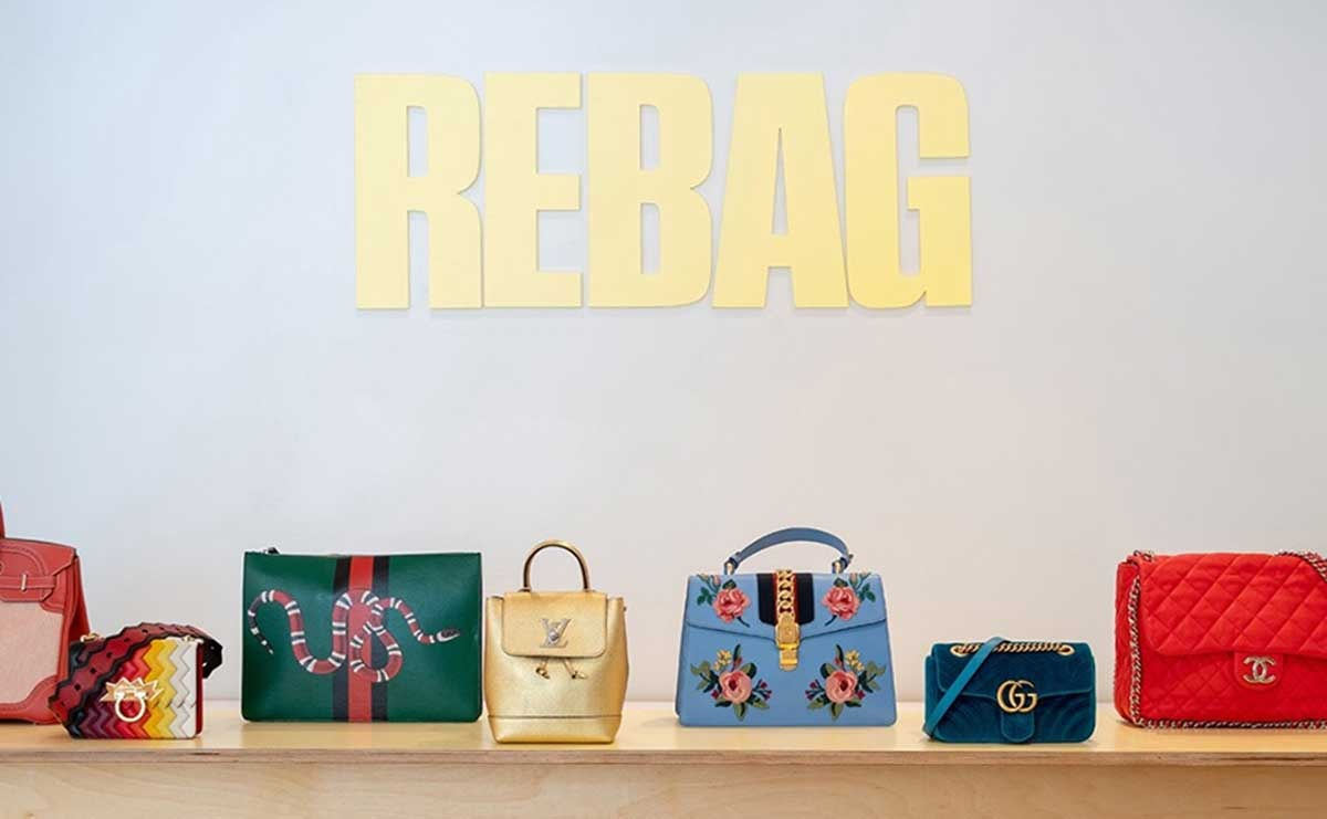 Fashion resale, a booming market: interview with Charles Gorra, CEO of Rebag