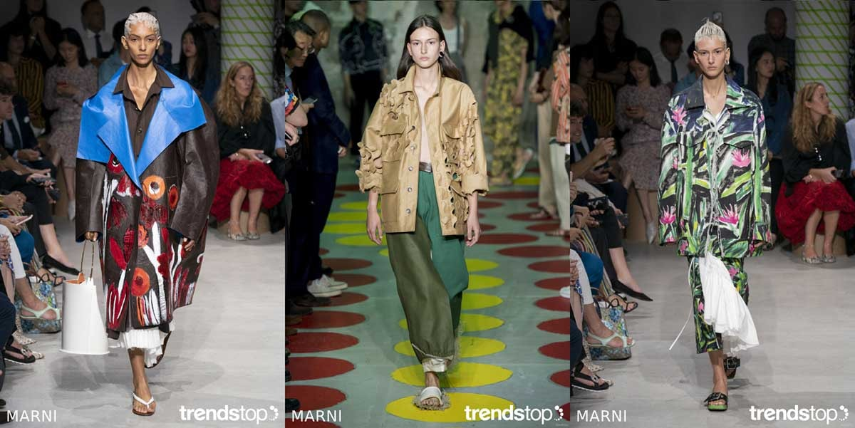 Spring Summer 2020 Milan Fashion Week Overview