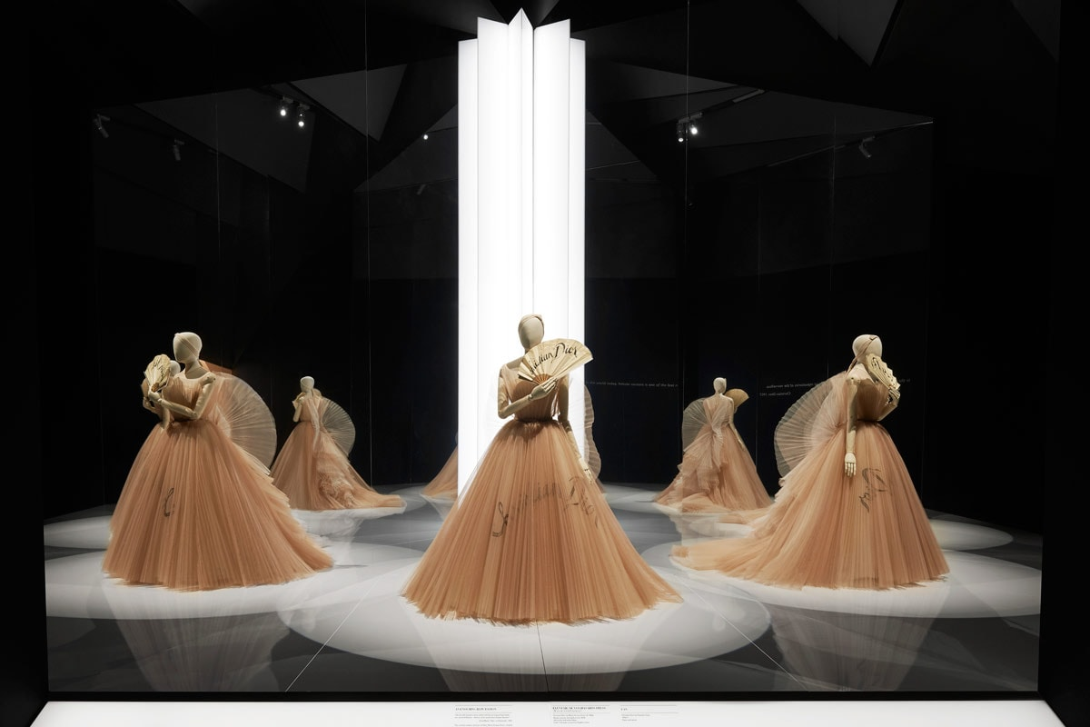 "V&A Dior exhibition ""most visited"" in museum's history"