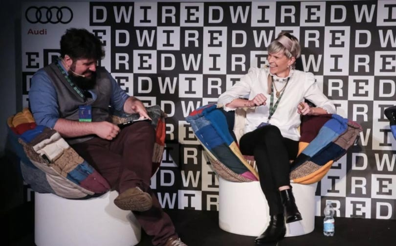 Istituto Marangoni speaker at Wired Next Fest in Florence