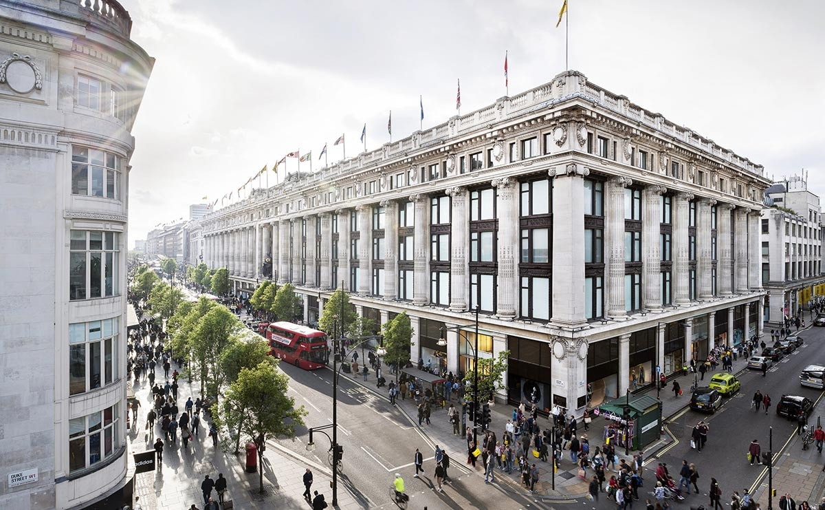 Selfridges posts record sales thanks to experiential offer