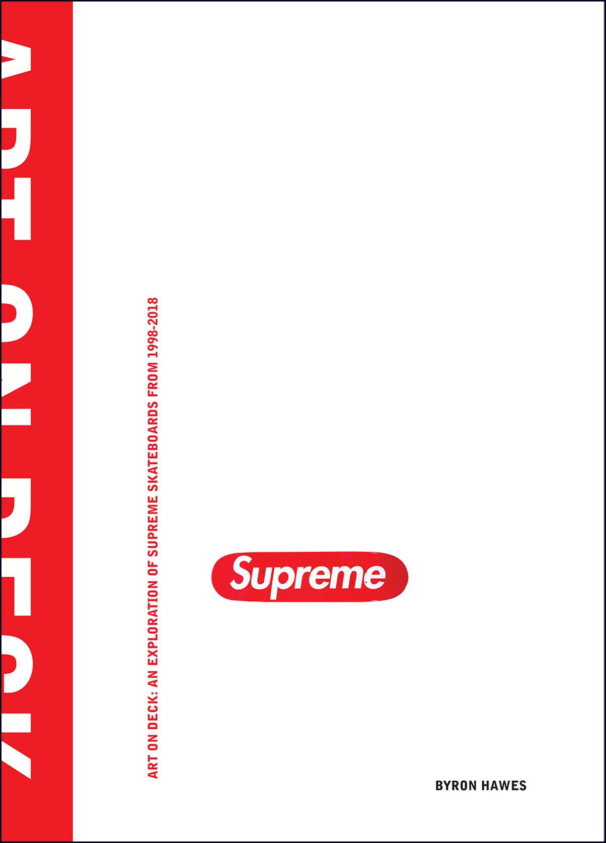 HED: Fashion and art critic explores Supreme's history of design and skate culture in new art book