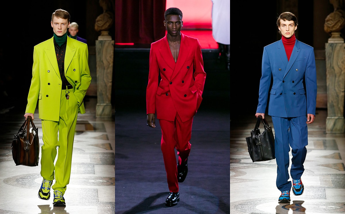 Six men's suit styles to bet on
