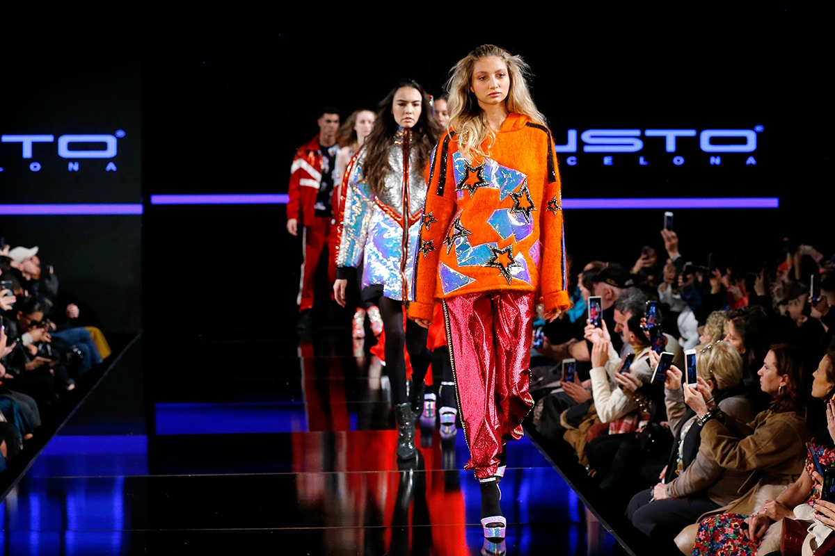 Custo Barcelona conquers New York Fashion Week