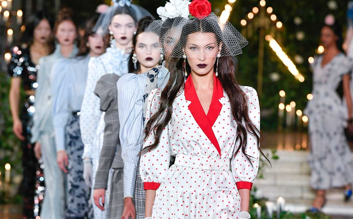 Dreamers and Dracula as New York Fashion Week draws to a close