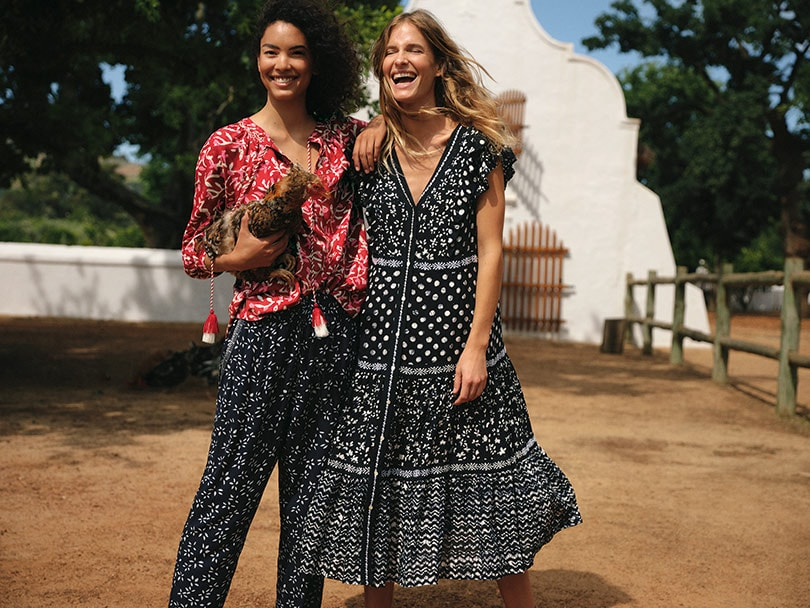 In pictures: Monsoon launches sustainable collection