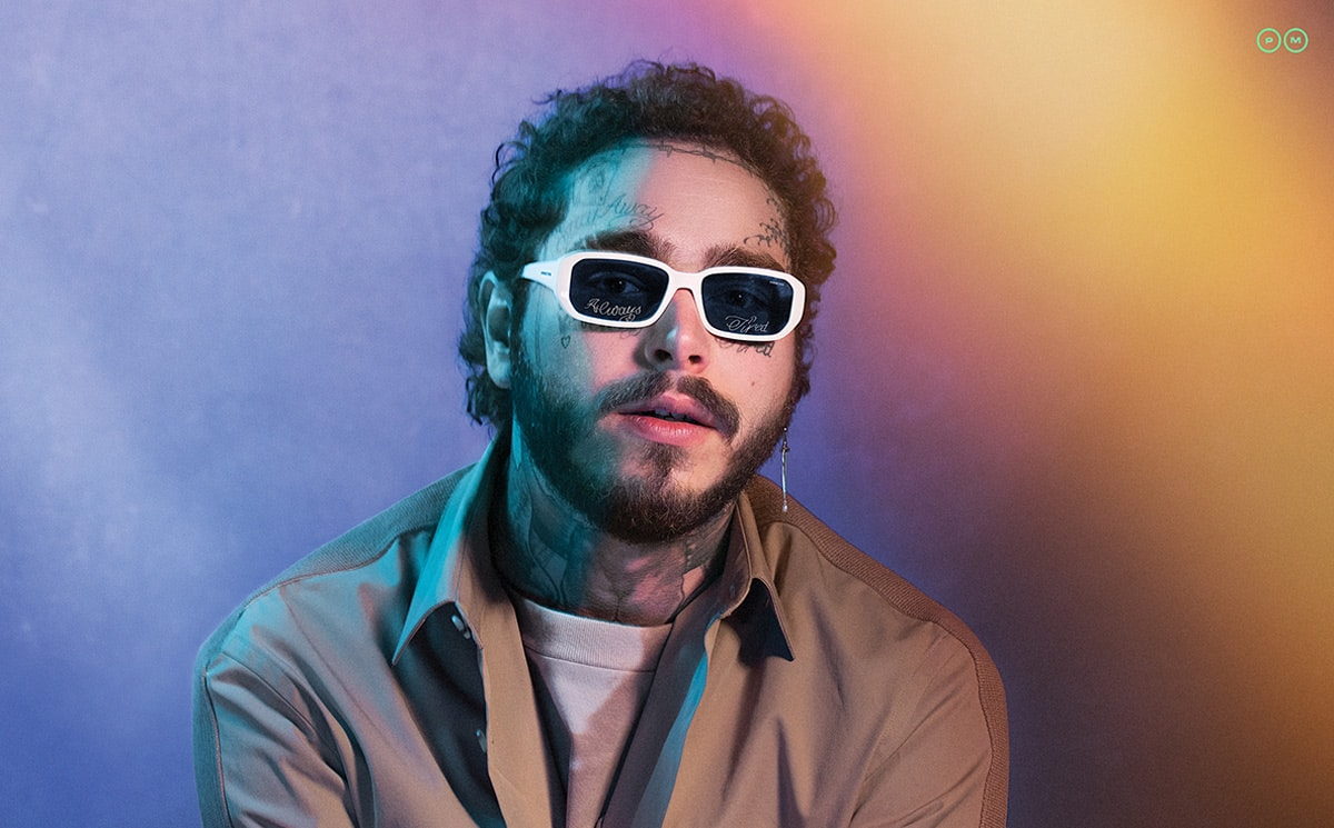 Post Malone launches sunglasses collection with Arnette