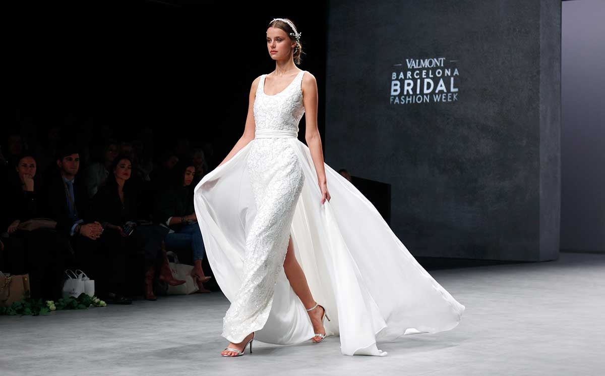Valmont Barcelona Bridal Fashion Week postponed