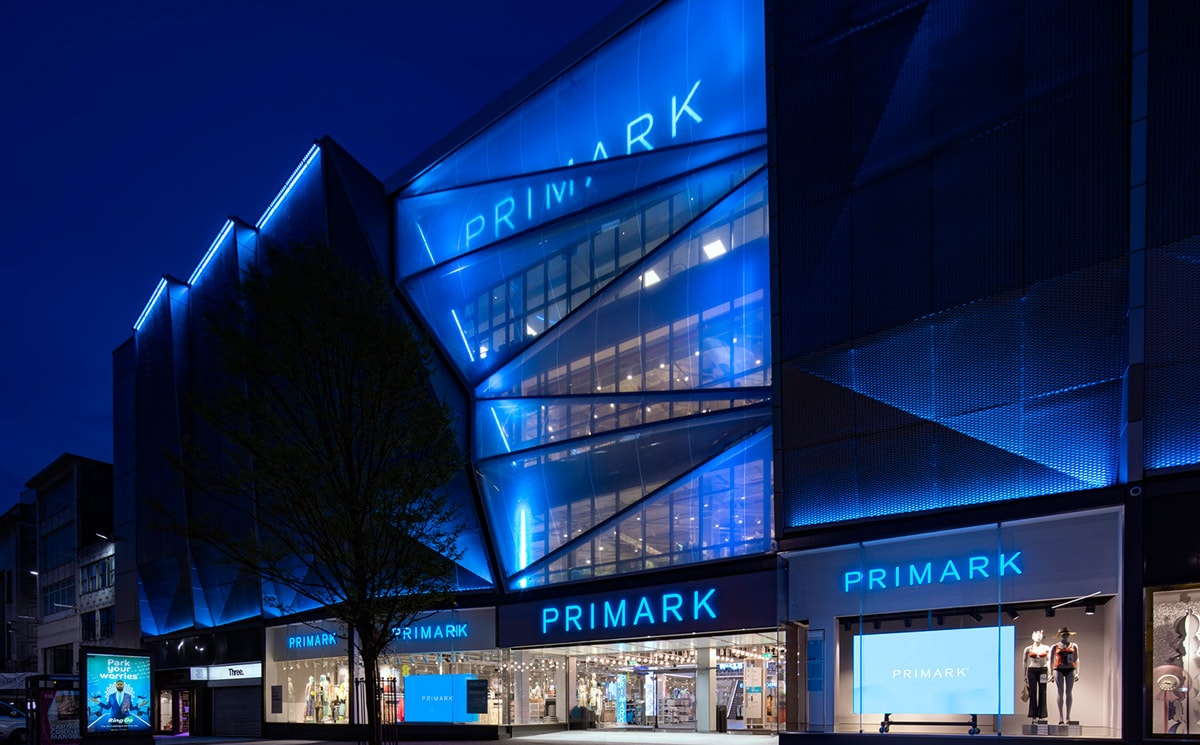 Primark closes stores and cancels future orders