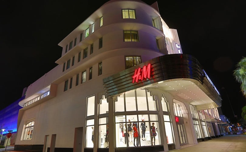 H&M Group suspends staff for use of racial slur