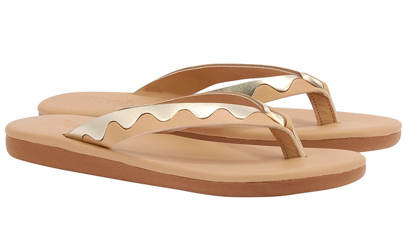 Ancient Greek Sandals launches upcycled collection