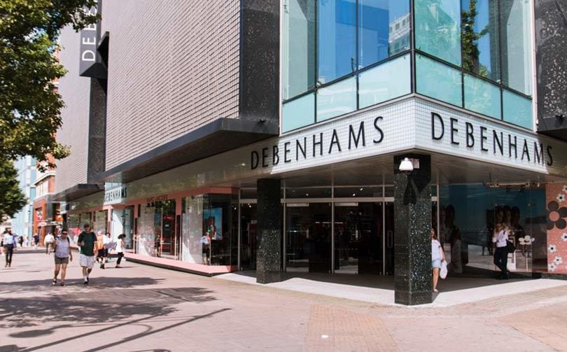 Debenhams to appeal rates increase at Swansea store