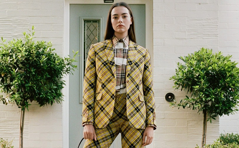 Burberry feature its retail workers and staff in new campaign