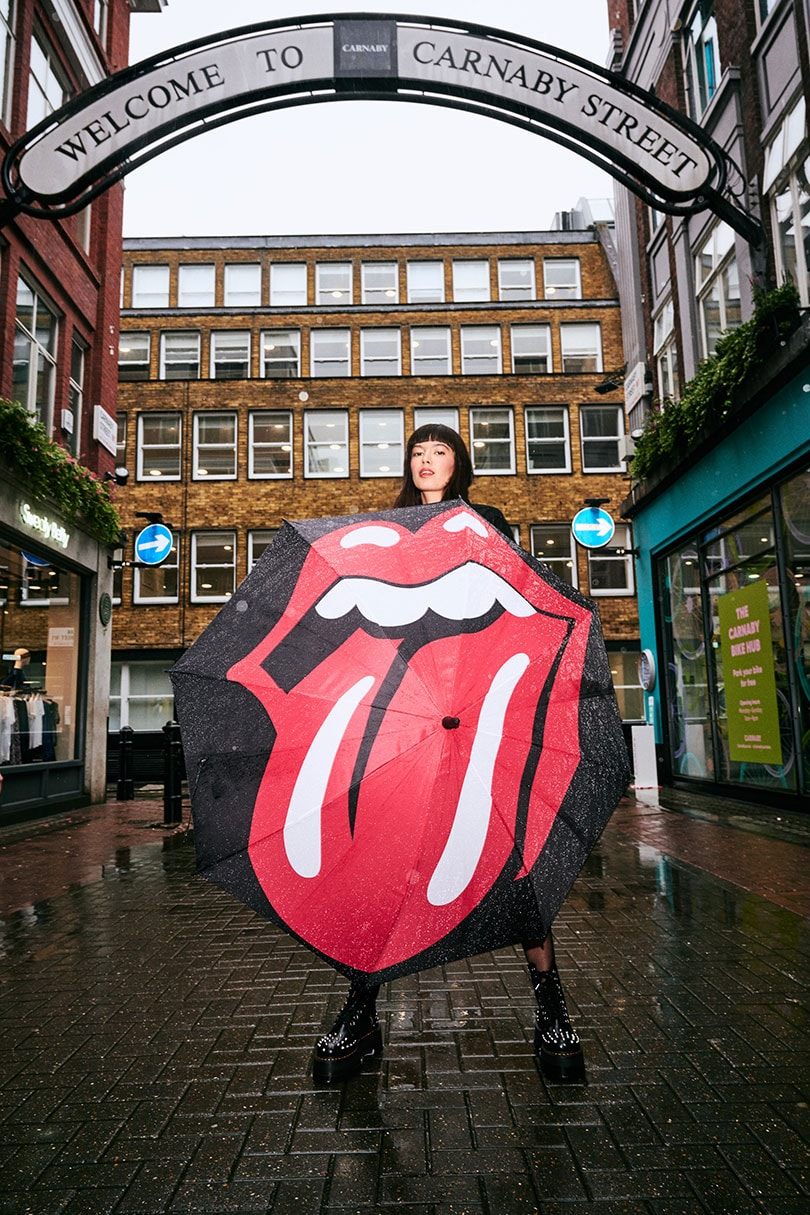 The Rolling Stones to open first store in London
