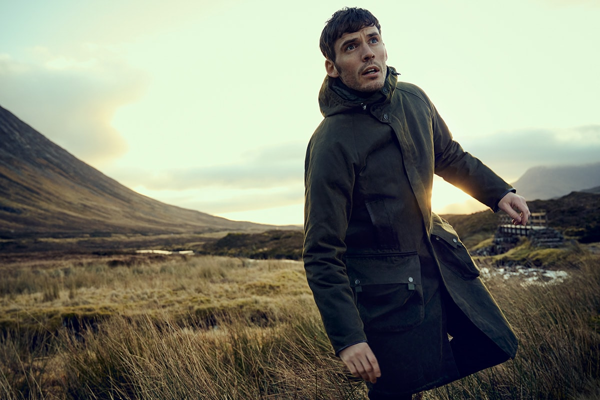 Barbour highlights premium sub-brand with celeb campaign