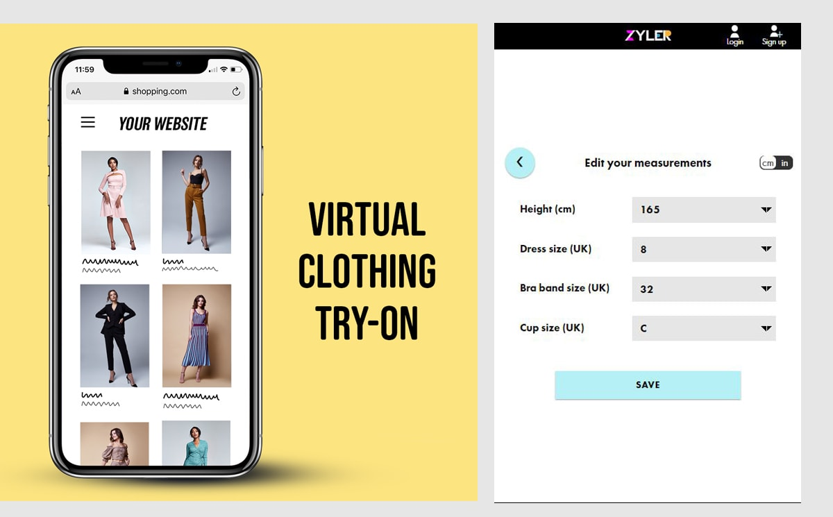 CEO interview: Zyler, virtual clothing try-on